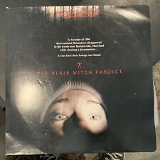 THE BLAIR WITCH PROJECT 1999 LASERDISC
