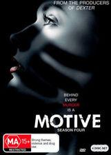 MOTIVE - COMPLETE SEASON 4  - DVD - UK Compatible