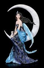 Elfen Figur - Moon Indigo by Nene Thomas - Fantasy Deko Fee Statue