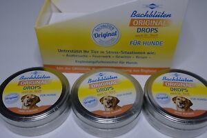 Murnauers Dr Bach Bachblüten Original Hunde Drops 50 g, 3er Pack (3 x 50 g)