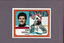 1988-89 Panini NHL Hockey Sticker Ron Hextall #315 Rookie Philadelphia Flyers