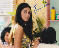 Emmanuelle Chriqui Autographed 8x10 Photo Signed Zohan - Beckett BAS Witnessed