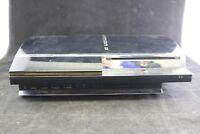 Playstation 3 Fat Ps3 *Backwards Compatible* 60gb Cech-A01 Warranty Seal Intact