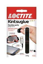 Loctite 2239183 Kintsuglue Flexible Putty 3 X 5g Black