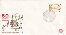 (40198) Netherlands FDC PCGD 1968