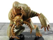 Monster Menagerie ~ UMBER HULK #42 Icons of the Realms D&D large rare miniature