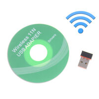 150Mbps High Speed USB Wireless Wifi 802.11n LAN Adapter Dongle With Driver TP