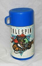 DISNEY TALE SPIN THERMOS - ALADDIN   - GOOD CONDITION