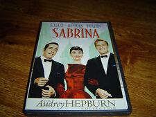 Sabrina-1954/1995(DVD)*Double Feature*Bogart/Ford/Holden/Kinnear/Hepburn