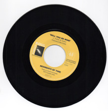 SEGMENTS OF TIME Will You Be Mine /  Are You Too Blind.. NEW NORTHERN SOUL 45