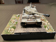 Forces of Valor/Unimax 1/32 German Tiger I - Diorama