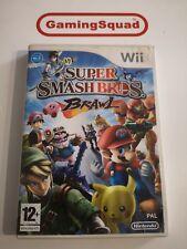 Super Smash Bros Brawl Nintendo Wii, Supplied by Gaming Squad