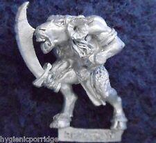 1993 Chaos Beastman 7 Citadel Warhammer Fantasy Battle Beastmen Army Beasts Broo