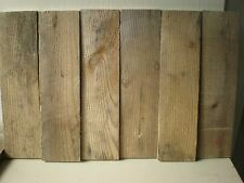 """(15) 3"""" wide 13"""" long Pallet Wood planks, Rough cut, Wood craft material"""