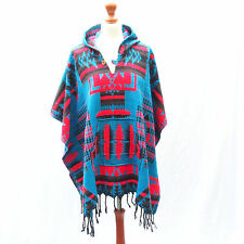 Waist Length Poncho Casual Coats & Jackets for Women