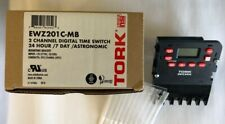 Tork Timer Pn#Ewz201 C-Mb (Without Enclosure), 2 Channel Digital Time Switch