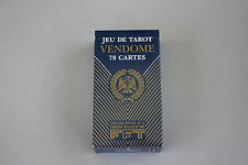Jeu de 78 Cartes glacées Tarot VENDOME superluxe Mundi regle officielle P809