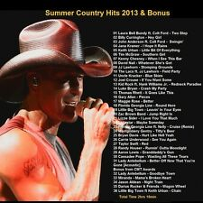 Country Promo DVD, NEW Country Hit Videos Summer 2013, FRESH VIDEOS Only on Ebay