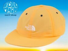 New The North Face Throwback Yellow Tech Mens Adjustable Cap Hat