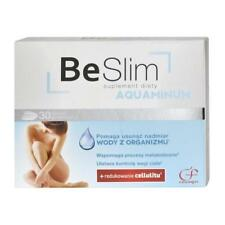 Be Slim Aquaminum-Utrata Wagi Nadmiar wody Weight Cellulite 30tabs Hydrominum