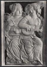 AB2640 Agostino di Duccio - Angeli musicanti - Rimini - Tempio Malatestiano