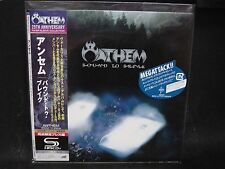 ANTHEM Bound To Break JAPAN SHM MINI LP CD Loudness Animetal Dead Claw Solitude