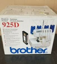 Brother Model Lock 925d Serger Sewing Machine New (SEALED BOX!!!)