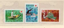 Finlandia Cruz Roja Serie del año 1972 (DR-303)