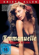 Emmanuelle - Lektionen in Liebe [DVD/NEU/OVP]  Krista Allen, Paul Michael Robins