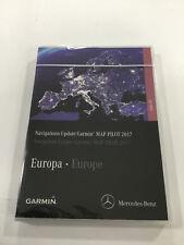 Mercedes-benz Update Garmin Map Pilot navegación audio 20-tarjeta SD Europa 2017