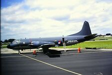 2/151-2 Lockheed P-3 Orion Royal Netherlands Navy Kodachrome Slide