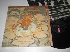 LP/TIBETIAN BELLS/HENRY WOLFF AND NANCY HENNINGS/Island Stereo HELP 3 +ois