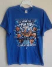 Kansas City Royals 2015 World Series Champions 'The Ring' T-Shirt men's size-M