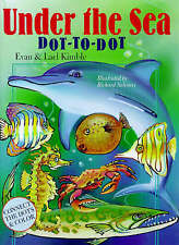 Under the Sea Dot-to-Dot, Acceptable, Lael Kimble, Evan Kimble, Book
