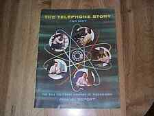 The Bell Telephone Company Of PA Annual Report For 1957  PB ILLUS