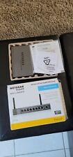 Netgear ProSafe Wireless-N 8-Port Gigabit Vpn Firewall Fvs318N