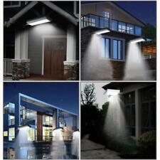 Solar 70 LED Motion Sensor Light Outdoor Garden Path Street Wall Lamp Waterproof