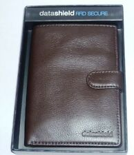 SALE PASSPORT Executive Leather COAT Wallet RFID Secure 9 Credit Card