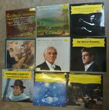 Job Lot x22 Deutsche Grammaphon VINYL Classical -Kleiber/Karajan (Hospiscare)