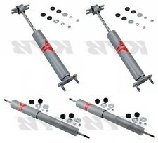 Set of 4 KYB Heavy Duty KYB Gas-A-Just Shocks for Mercury Cougar 67 68 69 70 NEW
