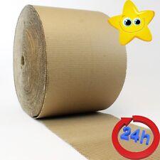 450mm X 75m Corrugated Cardboard Paper Roll 75 Metres