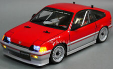 1/12 Rc Body Shell HONDA CRX Gen 1 w/ Light Buckets  Fits Tamiya  M-05