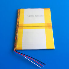 7.4V 3000mAh LiPo Battery 40140100 for Tablet PC Power Bank Mobile Phone PAD MID