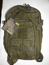 5.11 Tactical Rush 12 backpack pack Tac Od Color  New & tags