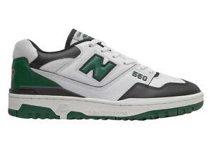 Brand New New Balance 550Sneaker Sport Green Black BB550LE1 Size 10