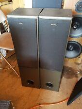 Sony SS-MF315 Floorstanding Speaker System ***Worldwide Shipping***