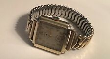 VINTAGE ELGIN WIND-UP MENS  WATCH---WORKING BUT RUNS VERY FAST