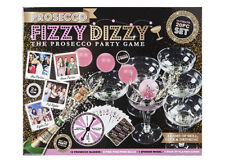Prosecco Fizzy Dizzy 20pc Adults Party Ping Pong Drinking Game by Pms
