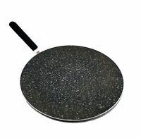 26cm /10 inch HQ Non Stick Chapati Roti Tawa Tava Griddle Pan Hot Plate 15298C