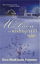 Witness In Bishop Hill (Joan Spencer Mysteries)-ExLibrary